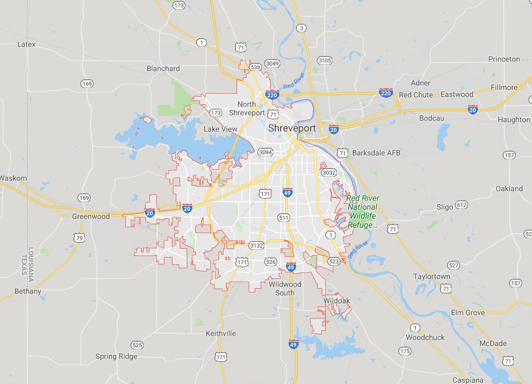 Hosting in Shreveport Louisiana