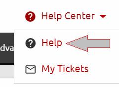 FAQ Help in Control Panel