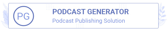 1-click Web Apps Installer updates - Podcast Generator