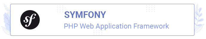 Frameworks Installer updates - Symfony